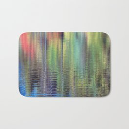 Autumn Reflections Bath Mat
