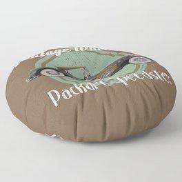 Vintage Wheels - Packard Speedster Floor Pillow
