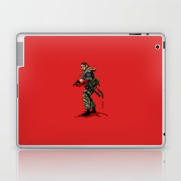 METAL GEAR SOLID V VENOM SNAKE Laptop & iPad Skin
