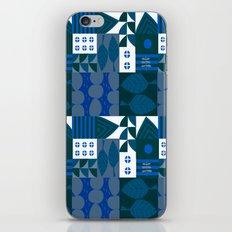 Go green iPhone & iPod Skin