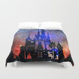Fantasy Disney. Nebulae Duvet Cover