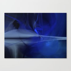 From The shadows to the Light Canvas Print