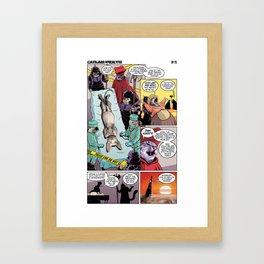 Cathair Apocalypse 01-15 Framed Art Print