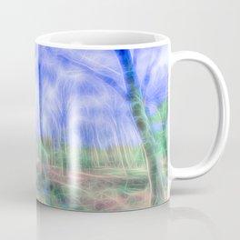 Mystical Forest Art Coffee Mug