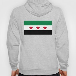 Independence flag of Syria Hoody