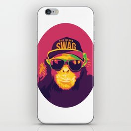 This Means Swag iPhone Skin