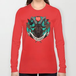 Black Phillip (The Witch) Long Sleeve T-shirt