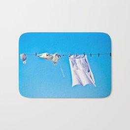 Clothesline Bath Mat