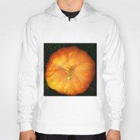pumpkin Hoodies featuring Pumpkin ^_^ by Julia Kovtunyak