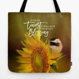 Tiny Surprise Tote Bag