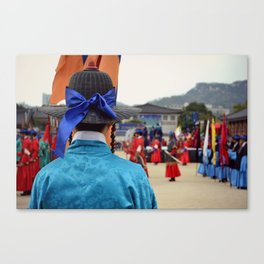 Tradition Canvas Print