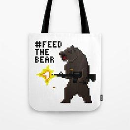 Bear Arms #2 Tote Bag