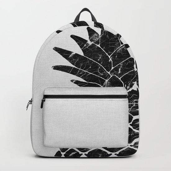 Pineapple Marble Backpack