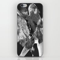erotic iPhone & iPod Skins featuring Goddess Erotic by Liaison Érotique