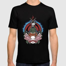 Silver Shinobi T-shirt