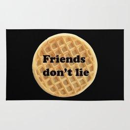 FRIENDS DONT LIE Rug