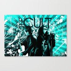 Rocker Poster Canvas Print