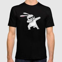 Dabbing Easter Bunny T-shirt