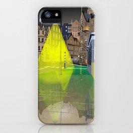 Edinburgh at Night iPhone Case