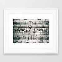 vienna Framed Art Prints featuring Vienna by Ay Karamela!
