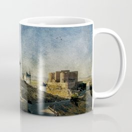 Windmills of Castilla la Mancha Coffee Mug