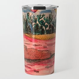 Alexa Otters Travel Mug