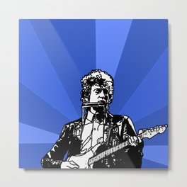 Bob Dylan - Maggies Farm (2016) Metal Print