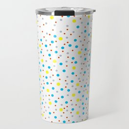 Dots 1 Travel Mug