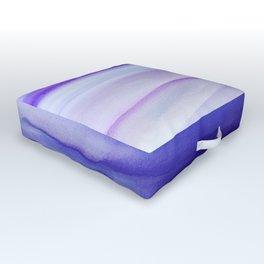 Purple Mountains' Majesty Outdoor Floor Cushion
