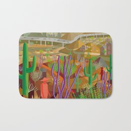 Desert City Phoenix Bath Mat