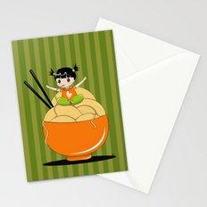 noodle..noodle.. noodle!!! Stationery Cards