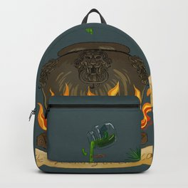 It's the specialty of the cave! Backpack
