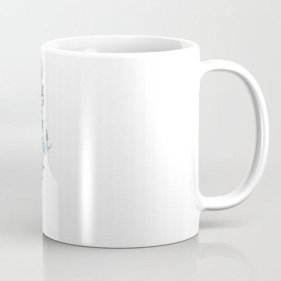 The White Tiger (Classic Version) Coffee Mug