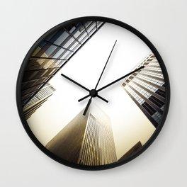 NYC #3 Wall Clock