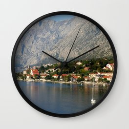 Kotor 2 Wall Clock