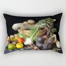 foodporn Rectangular Pillow