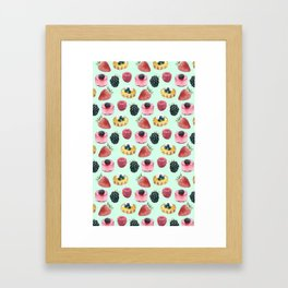 Sweet Botanicals 2 Framed Art Print