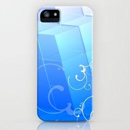 Kubik Ice iPhone Case
