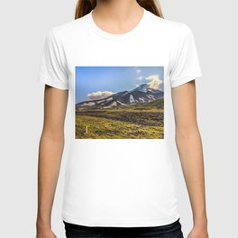 Looking at a Volcano T-shirt