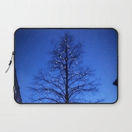 Downtown Christmas Tree Laptop Sleeve