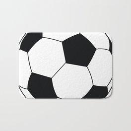 World Cup Soccer Ball - 1970 Bath Mat