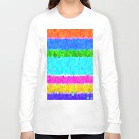 hotline miami Long Sleeve T-shirts featuring Miami by Saundra Myles