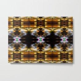 Three stars Metal Print