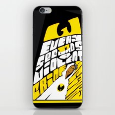 Every 17 Seconds... iPhone & iPod Skin