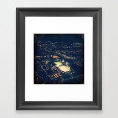 Ohio State Framed Art Print