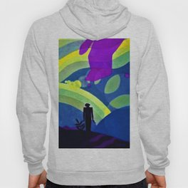 African American Masterpiece 'The Creation' by Aaron Douglas Hoody