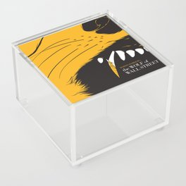 The Wolf of Wall Street | Fan Poster Design Acrylic Box