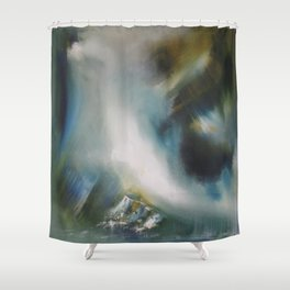 """Covering"" Shower Curtain"
