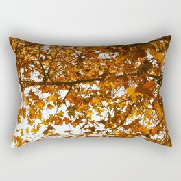 Unbe-leaf-able Rectangular Pillow