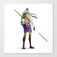 Donatello Canvas Print